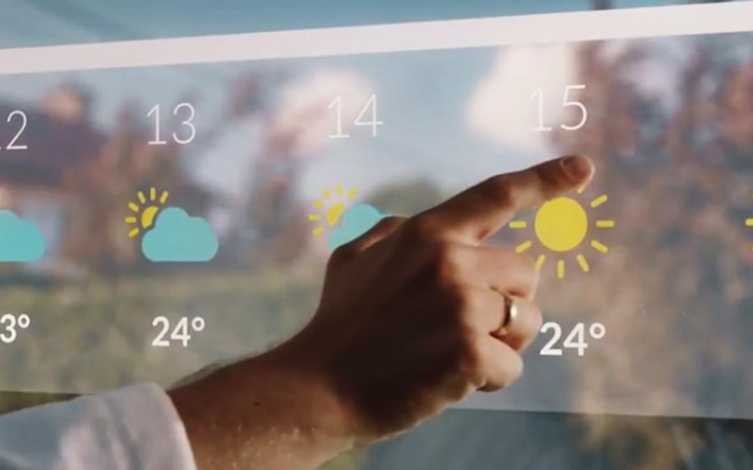 SmartWindow il futuro degli infissi in PVC